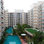 Park Lane Resort Room 201-202,  Jomtien Beach