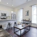 Three-Bedroom Apartment on Washington Street 4, Boston