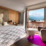 Giardino Mountain, St. Moritz