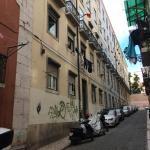 Apartment Mouros 37,  Lisbon