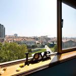 Flat Downtown, Porto