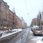 Apartments at Vasilyevskiy ostrov, Saint Petersburg