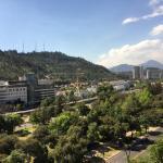 Apart Providencia 455, Santiago