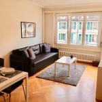 Champel One Bedroom Apartment, Geneva