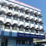 New Caspian Hotel,  Ipoh
