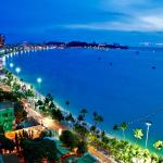 Punyapha Place Beach Hotel,  Pattaya Central