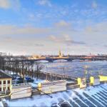 Studio Apartment on Fontanka River, Saint Petersburg