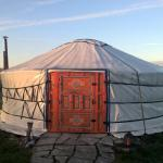 Mobo yurt,  Hollandscheveld