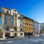 Hotel Golden Crown,  Prague