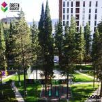 Klara Green Budapest Apartment, Tbilisi City
