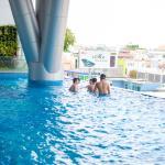 Infinity Edge Pool Apartment 507, Cidade de Ho Chi Minh