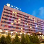 AZIMUT Hotel Astrakhan, Astrakhan