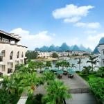 Green Lotus, River View Hotel,  Yangshuo