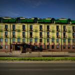 Apartments Camelot, Pskov