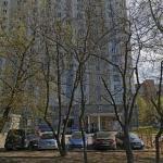 Apartments at Kastanaevskaya 9к1, Moscow