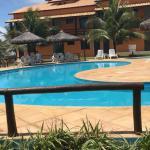 Hotel Pictures: Condomino Fechado vista para Praia, Itacimirim