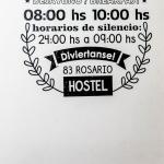 酒店图片: 83 Rosario Hostel, 罗萨里奥