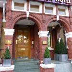 Garden View Hotel, London