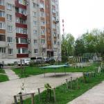 Kvartira Oktyabrskaya Apartment, Yeysk