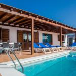 Villa del Sur,  Playa Blanca