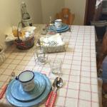 Pane, Burro & Zucchero, Santa Giustina