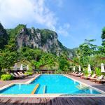 Aonang Phu Petra Resort, Krabi, Ao Nang Beach