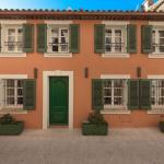 Maison des Bouchonniers,  Saint-Tropez