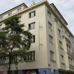 Hajkova Apartments, Prague