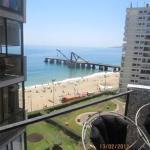 Departamento Playa Viña del Mar,  Viña del Mar