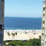 Copacabana,confortável apto com vista-mar,  Rio de Janeiro