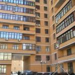 Apartment on Vrubelya 8, Moscow