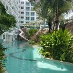 Amazon Residence Condominium Apt.608, Jomtien Beach