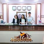 Hotel Kazakhfilm, Almaty