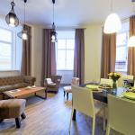 DeLuxe Apartment, Prague