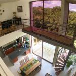 Two-Story Penthouse, Beach Club & Yoga Setting, Akumal