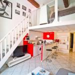 Splendid Studio Place Massena,  Nice