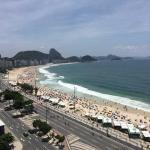 Cobertura 2 Quartos Avenida Atlântica posto 5.,  Rio de Janeiro
