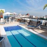 Ibiza Copacabana Hotel,  Rio de Janeiro