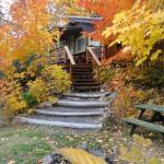 Hotel Pictures: Chalets Aux Berges du Lac Castor, Saint-Paulin