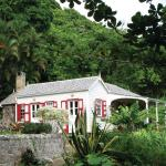 House On The Path,  Windwardside