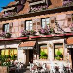 Hotel Pictures: Hôtel-Restaurant Au Lion, Ribeauvillé