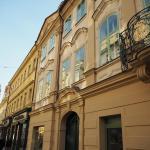 Harrachovsky Palace, Prague