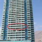 Apartamento Edificio Aguamarina, Iquique