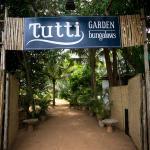Tutti Garden Bungalows, Agonda