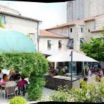 Hotel Pictures: Logis Hostellerie de l'Abbaye, Celles-sur-Belle