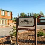 Gallatin Cabin,  West Yellowstone
