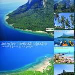 SimukutHillView,  Tioman Island
