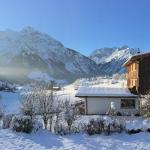 Fotografie hotelů: Ahorn Chalet Mittelberg, Mittelberg