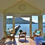 酒店图片: Breathtaking, private, luxury home on Pittwater, Morning Bay