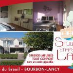 Hotel Pictures: Studios étape du Lac, Bourbon-Lancy